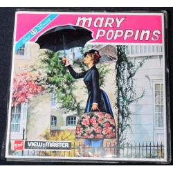 Viewmaster schijfjes Disney Mary Poppins B376