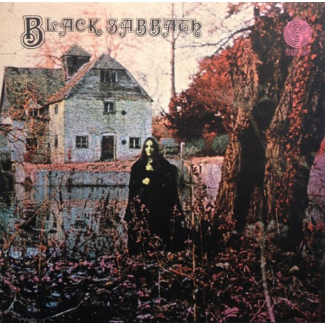 Black Sabbath (1e persing, NM)