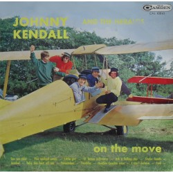 Johnny Kendall And The Heralds ‎– On The Move