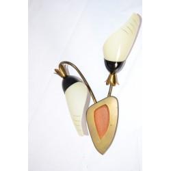 Lamp - wandlampje met kelken