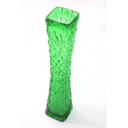 Vaas Glashütte bark/schors groen