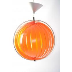 Lamp Prisma oranje space age