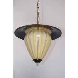 Lamp art deco streepjes