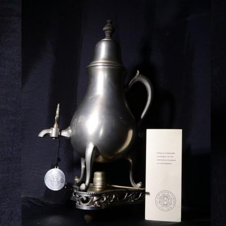 Koffiekan Tin