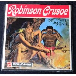 Viewmaster schijfjes Robinson Crusoe B438