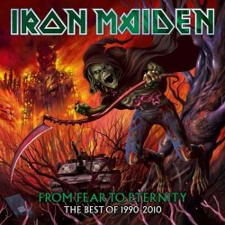 3 LP-set: Iron Maiden: From Fear To Eternity: The Best Of 1990-2010 (Picture Disc)