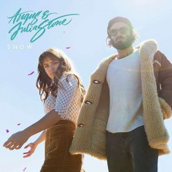 Angus & Julia Stone: Snow (White Vinyl) (45 RPM)