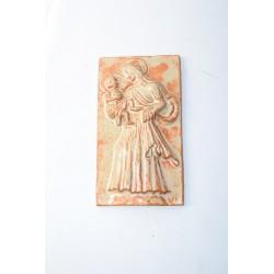 Wandhanger Maria met Jezus als kind