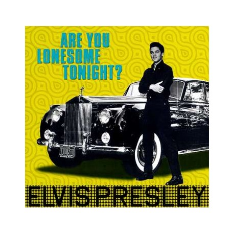 Elvis Presley: Are You Lonesome Tonight? (180g)