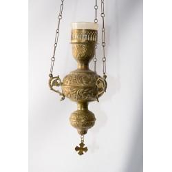 Antieke Godslamp voor de tabernakel