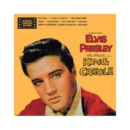 Elvis Presley: Filmmusik: King Creole (180g) (Limited Edition) (+4 Bonustracks)