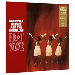 Martha Reeves: Heat Wave (180g) (Deluxe-Edition)