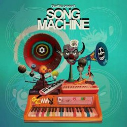 Gorillaz: Song Machine Season One: Strange Timez (Indie Retail Exclusive) (Limited Edition) (Orange Vinyl)