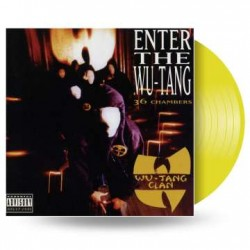 Wu-Tang Clan: Enter The Wu-Tang (Yellow Vinyl)