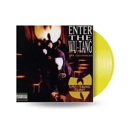 Wu-Tang Clan: Enter The Wu-Tang (Yellow Vinyl)