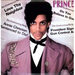 Prince: Controversy (180g) + Limited Edition Color Poster