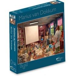 Legpuzzel Marius van Dokkum - Wachten op Inspiratie