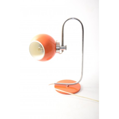 Eyeball tafellamp Reggiani Magneet