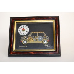 Mini Cooper Horological Montage