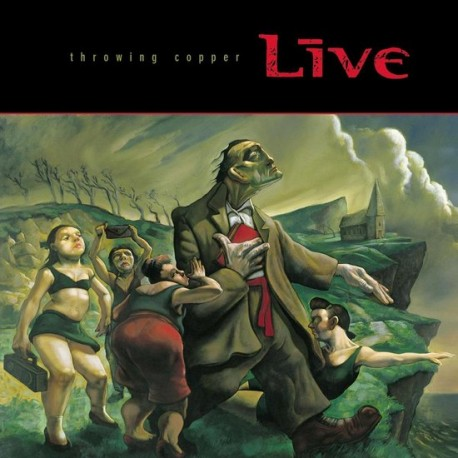 Live: Throwing Copper (25th Anniversary Edition) (180g)
