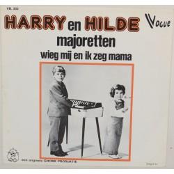 Harry en Hilde - Majoretten / Wieg Mij en ik zeg mama