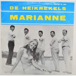 De Heikrekels - Marianne / We nemen d'r nog