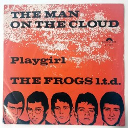 The Frogs - Man on the cloud (gesigneerd door alle 5!!)
