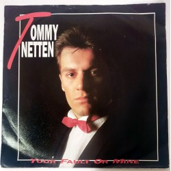 Tommy Netten - Your fault or mine