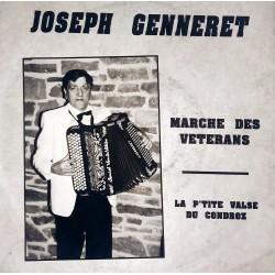 Joseph Genneret - Marche Des Veterans