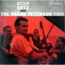 Stan Getz and The Oscar Peterson Trio - I want to be happy / Pennies from heaven