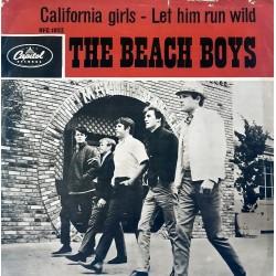 The Beach Boys - California Girls / Let him Run