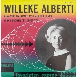 Willeke Alberti - Vanavond om kwart over zes