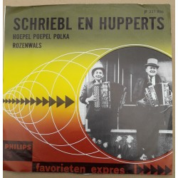 Schriebl en Hupperts - Hoepel Poepel Pola / Rozenwals