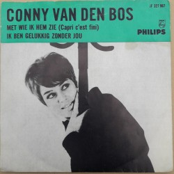 Conny van den Bos - Ik ben Gelukkig Zonder Jou