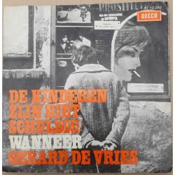 Gerard De Vries - De Kinderen Zijn Niet Schuldig