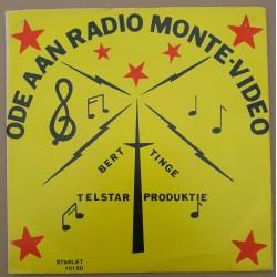 Bert Tinge - Ode aan Radio Monte-Video