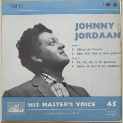 Johnny Jordaan - Kleine Jordanees