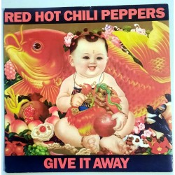 Red Hot Chili Peppers - Give it away