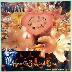 Nirvana - Heart Shaped Box (rood vinyl)