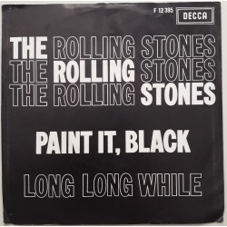 The Rolling Stones - Paint it Black / Long Long While