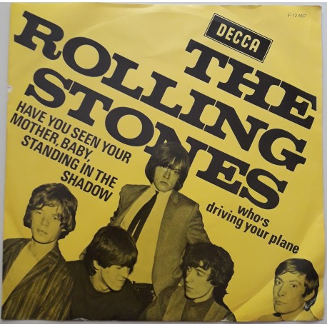 The Rolling Stones - Have you seen your mother