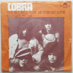 Cobra ‎– The War Will Soon Be Over