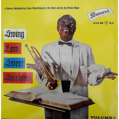Louis Armstrong - Swing Low Sweet Satchmo 3