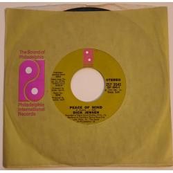 Dick Jensen - Peace of mind (promo, funk)