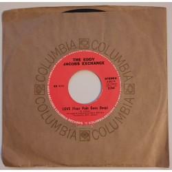 Eddy Jacobs Exchange - Love (Promo, Funk soul)