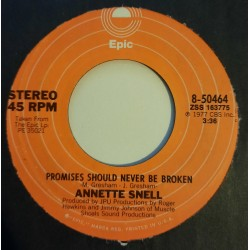 Annette Snell – It's All Over Now