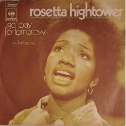 Rosetta Hightower (The Orlons) – Go Pray For Tomorrow
