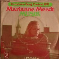 Marianne Mendt - Musik (1971)