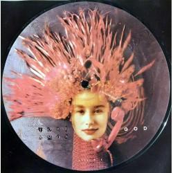 Picturedisc van Tori Amos - God