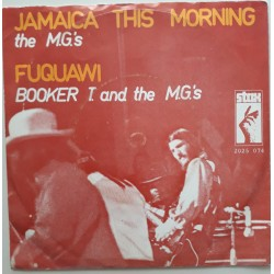 Booker T and the MG's - Jamaica this morning